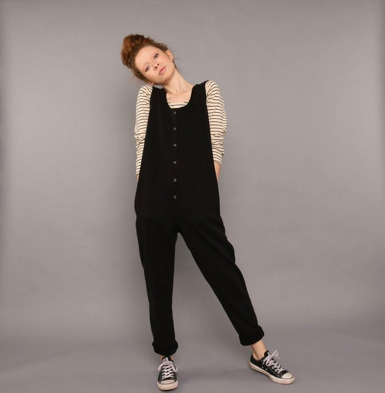 Winter Jumpsuit by Conscious Clothing