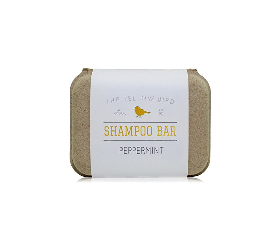 Shampoo Bar by The Yellow Bird