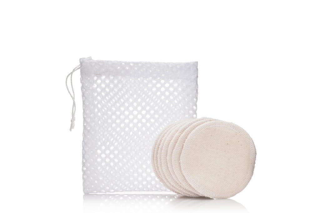 Eco Cotton Rounds by SW Basics