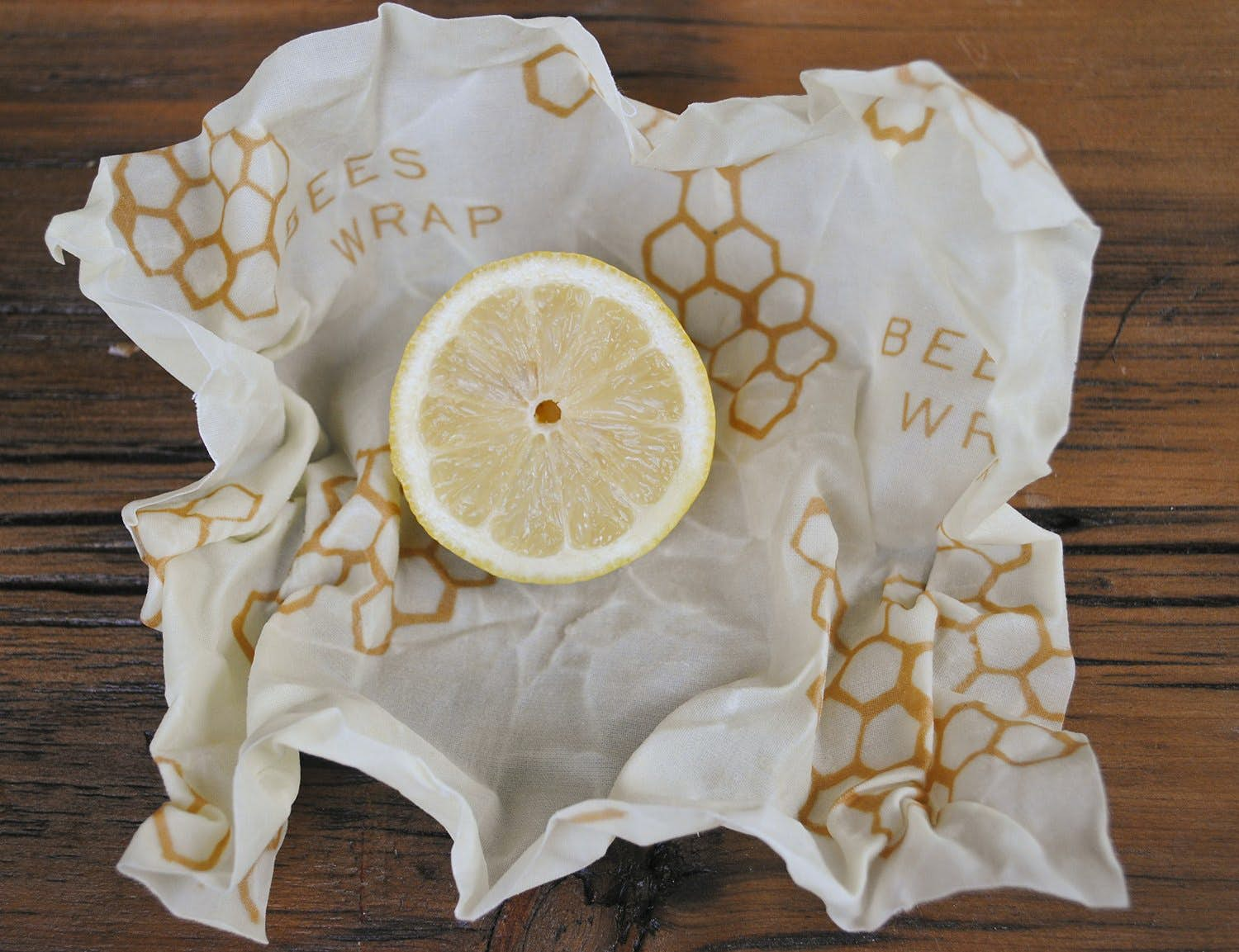Reusable food wrap by Bee's