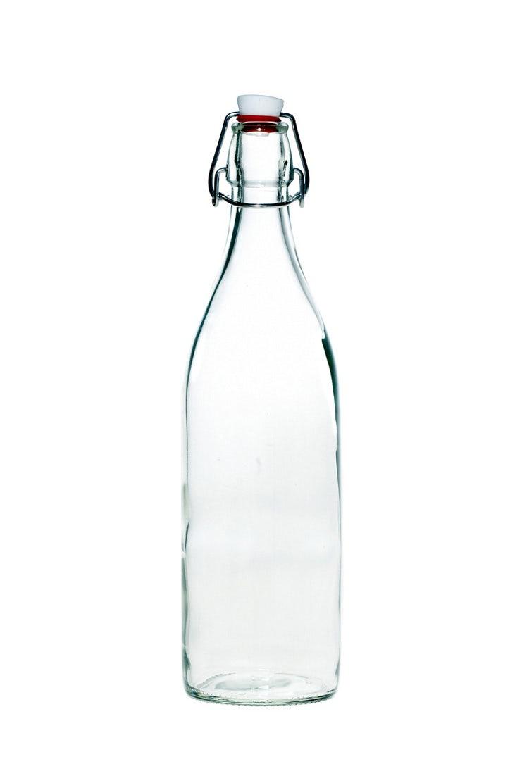 Swing Top Glass Bottles (8.5 oz)