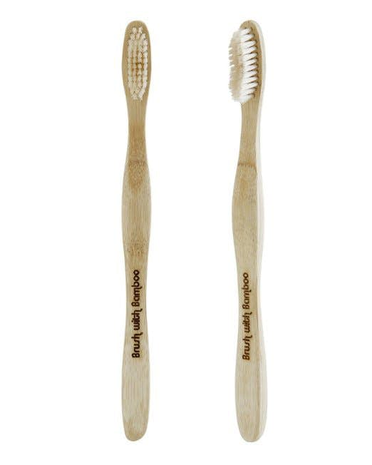 Compostable Bamboo Toothbrush