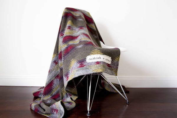 Tribal Blanket by Sackcloth & Ashes