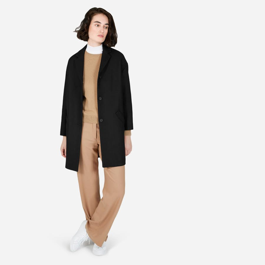 Cocoon Coat by Everlane