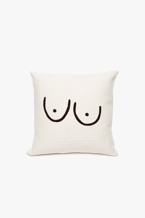 Private Parts Pillow by Cold Picnic