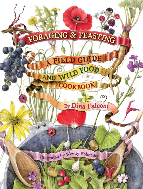 Foraging & Feasting by Dina Falconi
